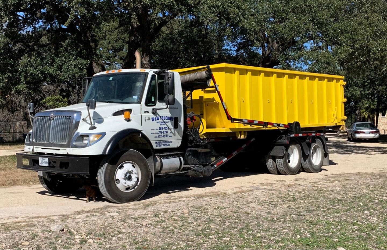 W&W Trucking - Serving Leakey, Uvalde, Del Rio and